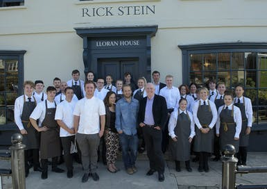 Find out about rick stein restaurants and more for Fish restaurant marlborough